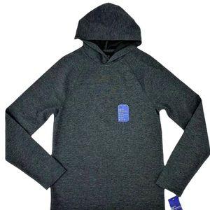 Apt 9 Premier Flex Hoodie in Black NWT